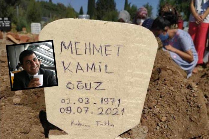 Mesleğine sevdalı güzel bir insan geçti bu Dünyadan; Gazeteci Kamil Oğuz'un ardından 1
