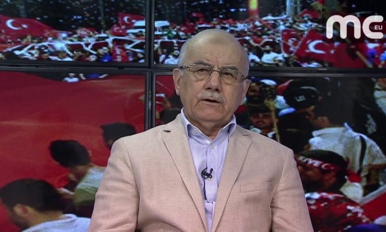Ulu bir çınarın ardından | Mehmet Yıldız 1