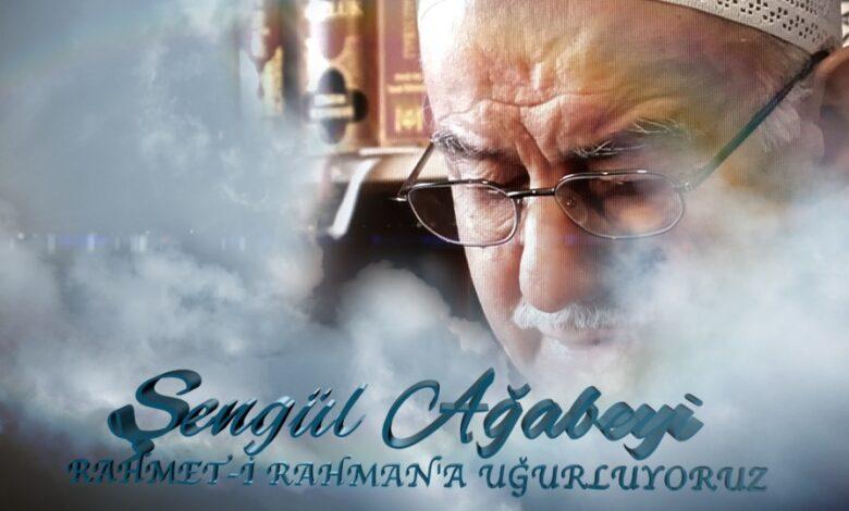 Şengül Ağabey'in cenaze namazını canlı yayınlıyoruz 1