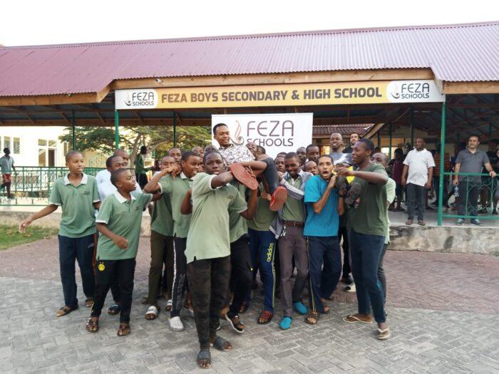 Tanzanya'da Feza Okulları'ndan büyük başarı 2