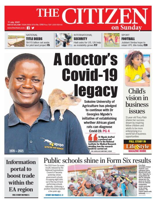 Tanzanya'da Feza Okulları'ndan büyük başarı 4