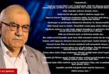 Samsunlu Hocamız'ın ailesine vasiyeti: Dünya adına sizlere bir şey bırakamam 9