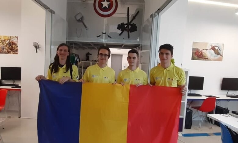 Lumina öğrencilerinden Romanya'ya 5 bilim madalyası daha 1