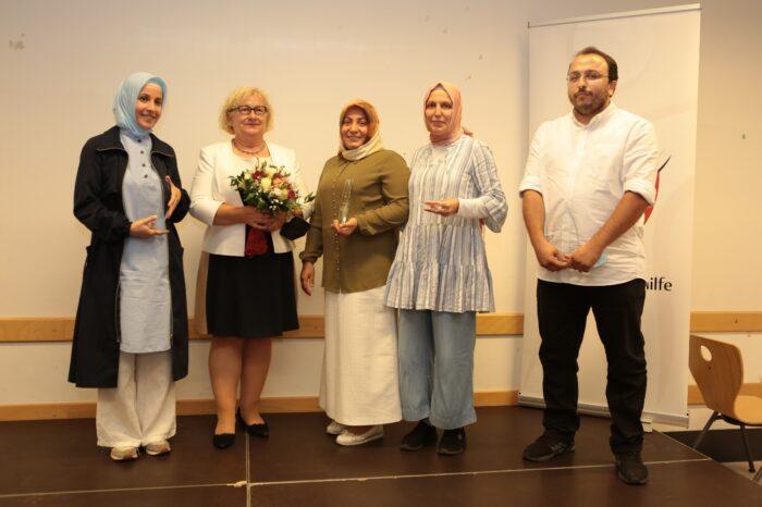 Mültecilerin başarı öyküleri Alman milletvekillerini büyüledi 3