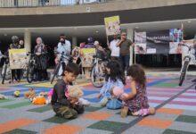Avrupa'dan yükselen ses: Özgürce bisiklet sürmesi gereken çocuklar cezaevinde 15