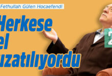 Herkese el uzatılıyordu | M.Fethullah Gülen Hocaefendi 13