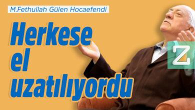 Herkese el uzatılıyordu | M.Fethullah Gülen Hocaefendi 23